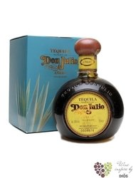 "Reserva de Don Julio "" Anějo "" 100% of Blue agave Mexican tequila 38% vol.   0.70 l"