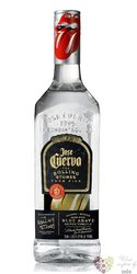 "José Cuervo Silver "" the Roling Stones Tour pick "" Mexican tequila 38% vol.  0.70 l"