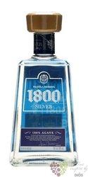 "José Cuervo reserva 1800 "" Blanco "" 100% of Blue agave Mexican tequila 38% vol.0.70 l"