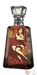 """José Cuervo reserva 1800 """" Essentials """" 100% of agave tequila 35% vol.   0.70 l"""