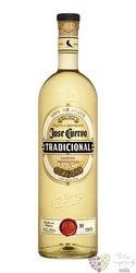 """José Cuervo Tradicional """" Reposado """" 100% of Blue agave Mexican tequila 38% vol.    0.50 l"""