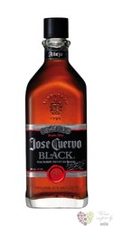 "José Cuervo "" Black aňejo "" oak barrel signature Mexican blend 38% vol.    0.70l"