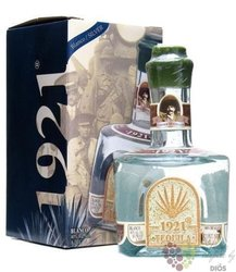 "1921 "" Blanco "" 100% of Blue agave Mexican tequila 40% vol.    0.70 l"