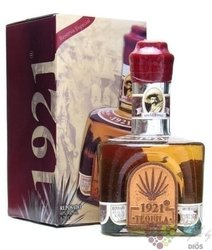 "1921 "" Aňejo "" 100% of Blue agave Mexican tequila 40% vol.    0.70 l"