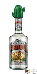 """Arriba """" Silver """" original Mexican mixto tequila 38% vol.  0.70 l"""