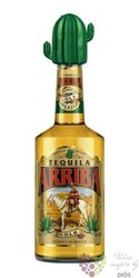 "Arriba "" Gold "" original Mexican mixto tequila 38% vol.  0.70 l"