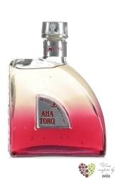 """Aha Toro """" Diva Plata """" 100% of Blue agave Mexican tequila 40% vol.    0.70 l"""