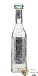 "Reserva del Seňor "" Blanco "" 100% of Blue agave Mexican tequila 38% vol.    0.70 l"
