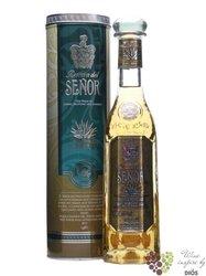 """Reserva del Seňor """" Reposado """" 100% of Blue agave Mexican tequila 38% vol.  0.70 l"""