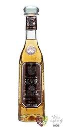 """Reserva del Seňor """" Aňejo """" 100% of Blue agave Mexican tequila 38% vol.   0.70 l"""