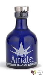 "Amate "" Blanco "" 100% of Blue agave Mexican tequila 40% vol.   0.05 l"