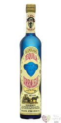 "Corralejo "" Reposado "" 100% of Blue agave Mexican tequila 38% vol.   1.00 l"