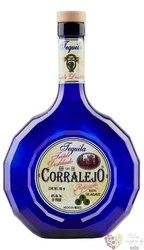 """Corralejo """" Reposado Triple Destilado """" 100% of Blue agave Mexican tequila 40% vol.    0.70 l"""