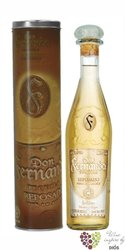 "Don Fernando "" Reposado "" 100% of Blue agave Mexican tequila 38% vol.    0.70 l"