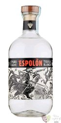 """Espolon """" Blanco """" 100% of Blue agave Mexican tequila 38% vol.    0.70 l"""