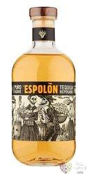 "Espolon "" Reposado "" 100% of Blue agave Mexican tequila 38% vol.    0.70 l"