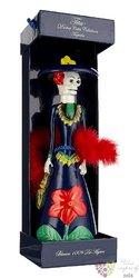 """Donna Celia blanco """" la Catrina """" pure Mexican tequila 40% vol.  0.70 l"""