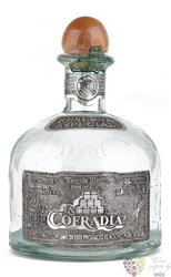 "la Cofradia blanco "" Reserva especial "" 100% of Blue agave Mexican tequila 40% vol.  0.70 l"