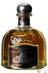 "la Cofradia reposado "" Reserva especial "" 100% of Blue agave Mexican tequila 40% vol.  0.70 l"