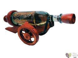 "La Cofradia "" Artillero Reposado "" 100% of Blue agave Mexican tequila 40% vol.0.70 l"