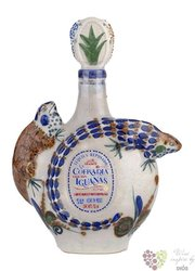 "la Cofradia reposado "" edition Iguanas "" 100% of Blue agave Mexican tequila 40%vol.    0.70 l"