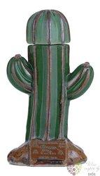 "La Cofradia "" Cactus Reposado "" 100% of Blue agave Mexican tequila 40% vol.    0.70 l"