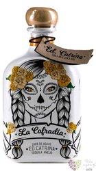 "la Cofradia aňejo "" ed.Catrina "" Mexican agave tequila 38% vol.  0.70 l"