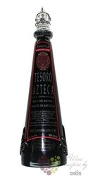 "Tesoro Azteca Artesenal "" Reposado "" ltd edition 100% of Blue agave tequila 40%vol.    0.70 l"