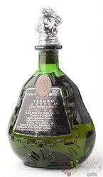 "Tesoro Azteca Reserva Imperial "" Reposado "" 100% of Blue agave Mexican tequila 40% vol.   0.70 l"