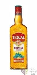 Tiscaz � Gold � Mexican mixto tequila 35% Vol.    0.70 l