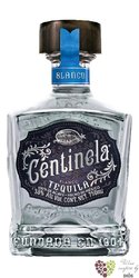 "Centinela "" Blanco "" 100% of Blue agave Mexican tequila 38% vol.    0.70 l"