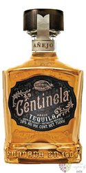 "Centinela "" Anějo "" 100% of Blue agave Mexican tequila 38% vol.    0.70 l"