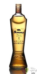 "Scandalo "" Reposado "" 100% of Blue Agave Mexican tequila 35% vol.    0.70 l"