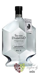 Silver Diamond blanco original Mexican mixto tequila 38% vol.    0.70 l