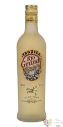 "Rio Grande "" Gold "" original Mexican mixto tequila 38% vol.    0.70 l"