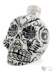 """Kah """" Blanco """" 100% of blue agave Mexican tequila 40% vol.  0.70 l"""