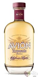 "Avion "" Reposado "" 100% of Blue agave mexican tequila 40% vol.    0.70 l"