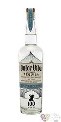 "Dulce Vida "" Silver "" 100% of Blue agave organic tequila 50% vol.   0.70 l"