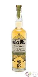 "Dulce Vida "" Reposado "" 100% of Blue agave organic tequila 50% vol.   0.70 l"