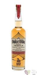 "Dulce Vida "" Aňejo "" 100% of Blue agave organic tequila 50% vol.   0.70 l"