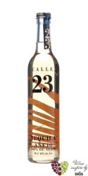"Calle 23 "" Aňejo "" 100% of Blue agave Mexican tequila 40% vol.    0.70 l"