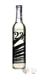 "Calle 23 "" Reposado "" 100% of Blue agave Mexican tequila 40% vol.    0.70 l"