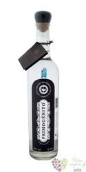 "Primogenito "" Blanco "" 100% of Blue agave mexican tequila 38% vol.    0.70 l"