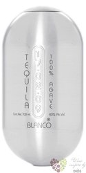 """17.02.09 """" Blanco """" 100% of agave Mexican tequila 40% vol. 0.70 l"""