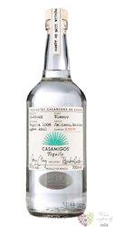 "CasAmigos "" Blanco "" pure agave Mexican tequila 40% vol.  0.70 l"