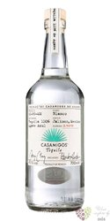 "CasAmigos "" Blanco "" pure agave Mexican tequila 40% vol.  1.00 l"