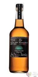 """CasAmigos """" Aňejo """" pure agave Mexican tequila 40% vol.  0.70 l"""