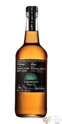 """CasAmigos """" Aňejo """" pure agave Mexican tequila 40% vol.  1.00 l"""