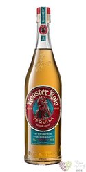 "Rooster Rojo "" Reposado "" 100% of blue agave Mexican Tequila 38% vol.  0.70 l"