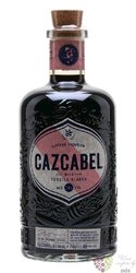 "Cazcabel "" Coffee "" flavored Mexican tequila 34% vol. 0.70 l"